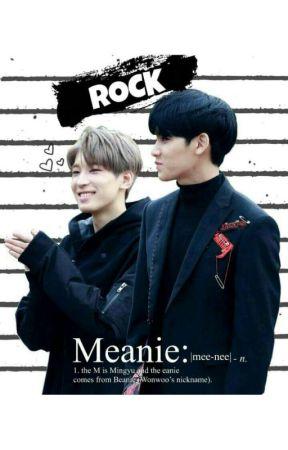 Rock//meanie by jookyunschild