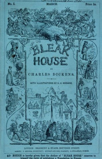 Bleak House (Dickens 1852)