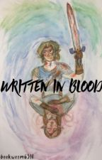 Written in Blood by bookworm6310