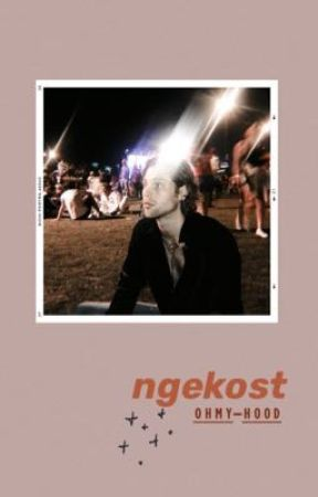 ngekost ; lrh [on going] by ohmy-hood