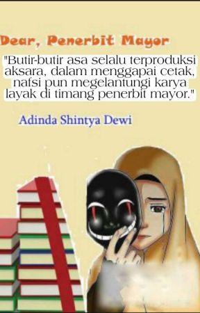 Dear, Penerbit Mayor by AdindaShintyaDewi