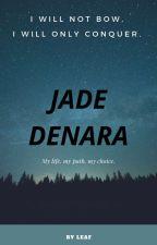 Jade Denara by _ClumsyBat_