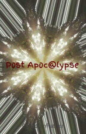 P0st Ap0c@lypse by ObsidianFather
