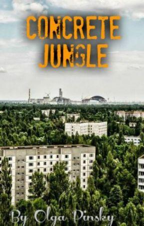 Concrete Jungle by OlgaPinsky
