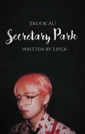 Secretary Park | Jikook AU ✓ by lipzx-