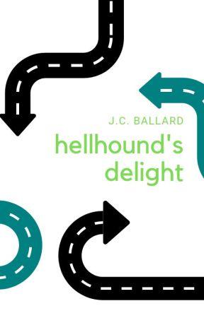 Hellhound's Delight by jcinspiredworks