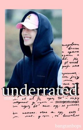 underrated | Mark Tuan ff by felix_michelin