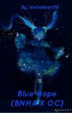 Blue Hope (BNHA x Oc) by Velveteen56