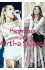 Hermana de Martina Stoessel. by tinitastoessel21