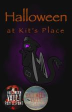 Halloween at Kit's Place by WingedKitten345
