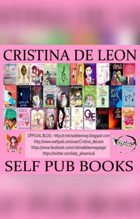 How To Order My Books and  FAQs by Cristina_deLeon