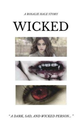 Wicked ✯ Rosalie Hale by DialJett