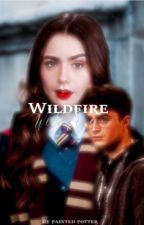 wildfire; h.potter (previously known as incendio) by PaintedPotter