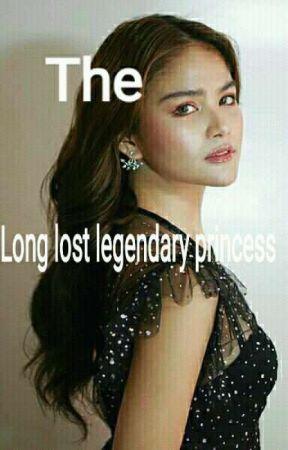 the long lost legendary princess by PrincessYvramOjabal