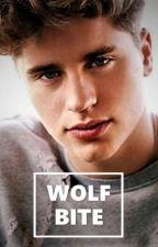 WOLF BITE / / Ivan Martinez by hunkyIvan