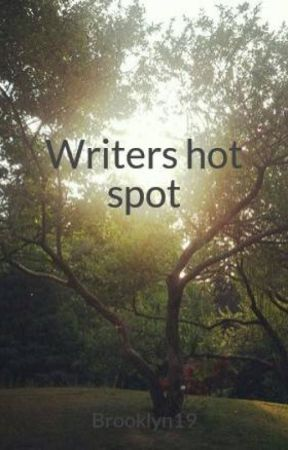 Writers hot spot by Brooklyn19