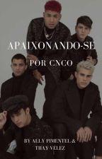 Apaixonando-se por CNCO by ally_pimentel