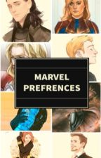 Marvel Prefrences  by Riles_The_Fangirl