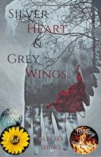 Silver Heart and Grey Wings  // Pessi-Award2019 by GlaciesShino