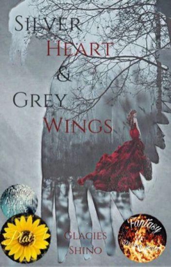 Silver Heart and Grey Wings  // Pessi-Award2019