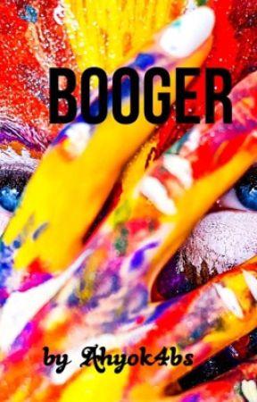 Booger by Ahyoka4bs