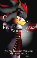 Five Nights At Sonic's by Blair_the_skelecat