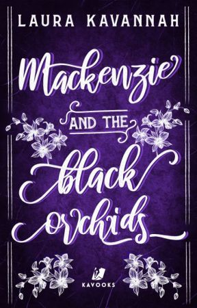 Mackenzie and the black orchids © by LauraKavannah