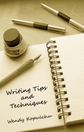 Writing Tips and Techniques (Writing Help) - Your Story Description