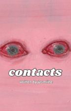 contacts by CotourCween