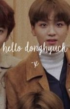 dear donghyuck -x by always_uwu