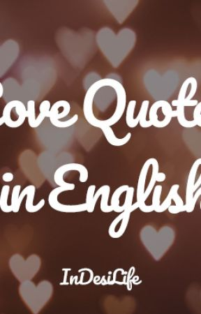 Cute Love Quotes in English for All Occasions by indesilife