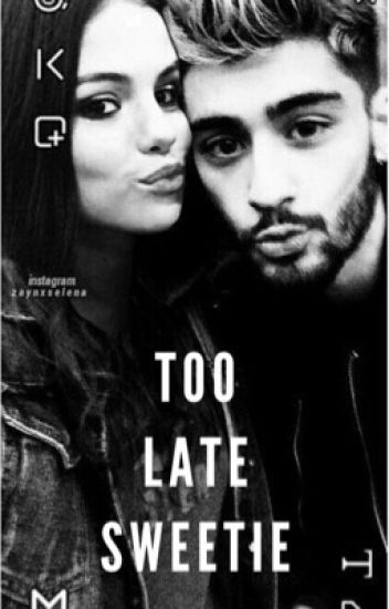 Too Late, Sweetie. • zjm [TERMINÉE]