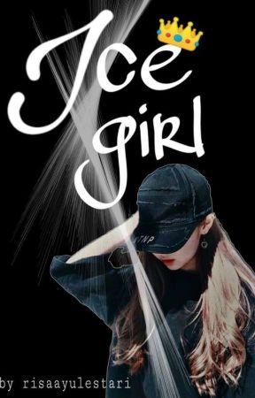 Ice Girl by risaayulestari