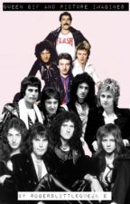 Queen gif and picture imagines  by rogerslittlequeenie