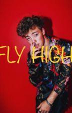 Fly High//ZACH HERRON by wdwmakestories