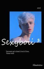Sexyboii³ ; ereri by Haorou