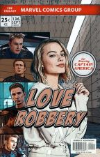 LOVE ROBBERY ‣ steve rogers by -sebstanstan