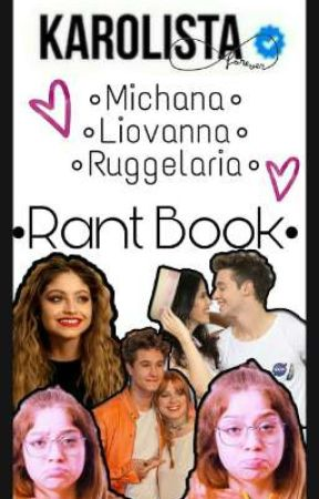 •Rant Book• by Only_Karolista