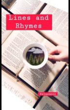 Lines and rhymes by halaenoor