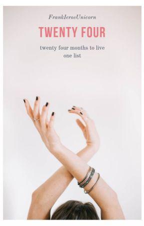 twenty four by FrankIerosUnicorn