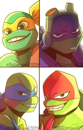TMNT Holiday and Oneshot Scenarios - Easter Bunny's Helper - Wattpad