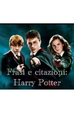 Citazioni E Battute Famose Harry Potter Presentazione