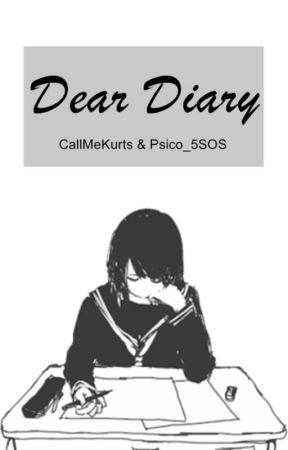 Dear Diary by freakflowersrule