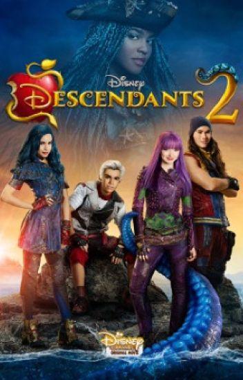 Descendants: Deep In Love (Requests Open)