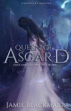 Queen of Asgard (Wattys2019) by JamieBlackmarr