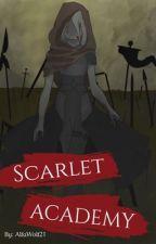 Scarlet Academy (redo) by AlfaWolf21