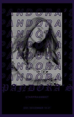 Pandora's Box ― MARVEL by starfragment