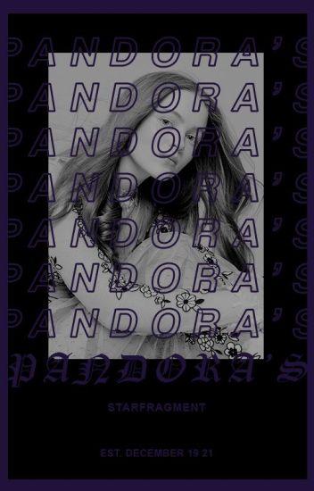 Pandora's Box ― 𝐌𝐀𝐑𝐕𝐄𝐋 ✓