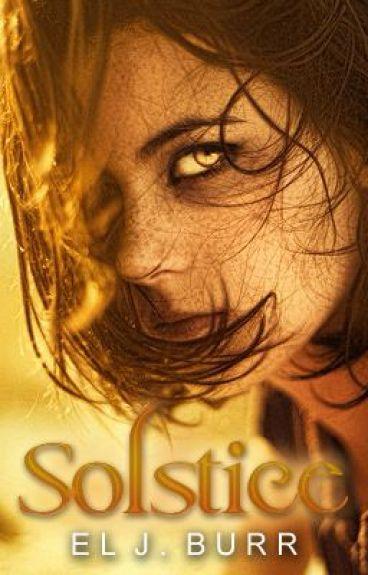 Solstice (A Jasper Hale/ Twilight novel)
