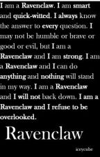 Ravenclaw by iceycube